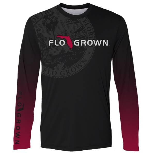 Flogrown Men's Big Seal Performance Long Sleeve T-Shirt product image