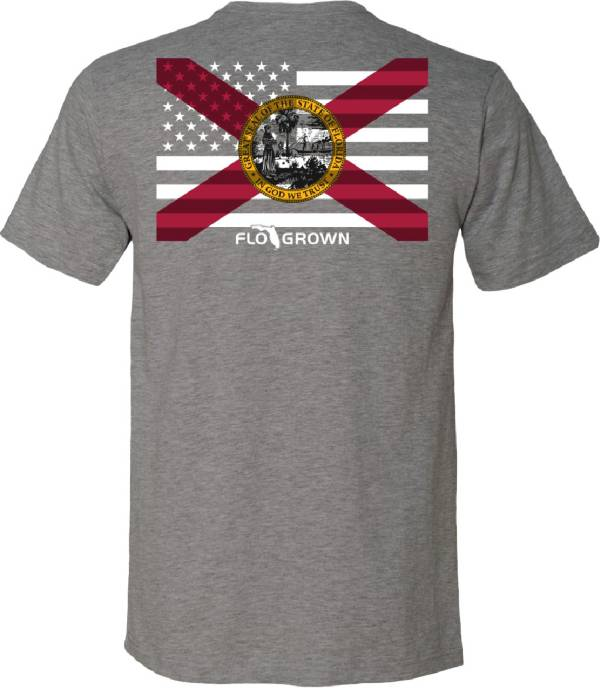 Flogrown Men's US FL Flag T-Shirt product image