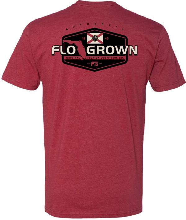 FloGrown Men's Standard Crest T-Shirt product image