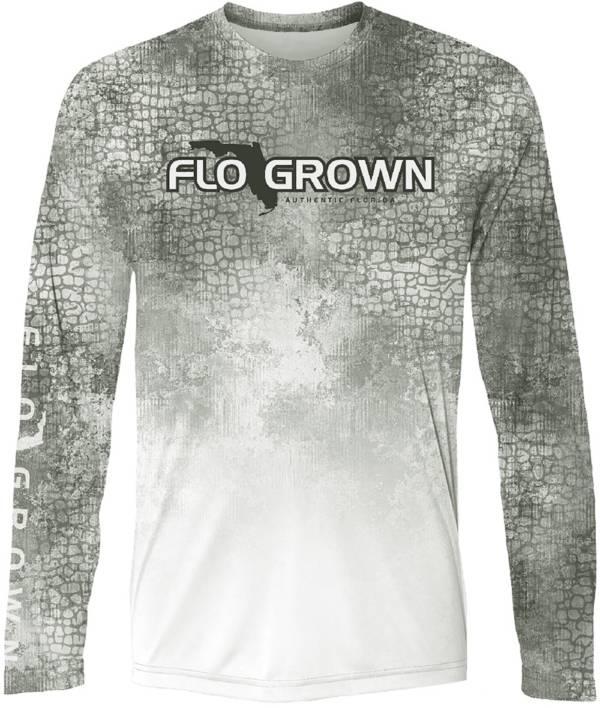 FloGrown Men's Swamp Flag Performance Long Sleeve T-Shirt product image