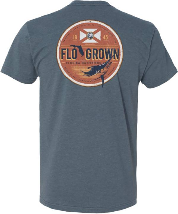 FloGrown Men's Vintage Tin Sign T-Shirt product image