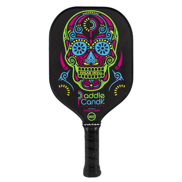 Paddle Candy Sugar Skull Pickleball Paddle product image