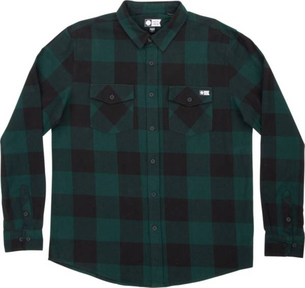 Salty Crew Men's Buffer Long Sleeve Flannel Top product image