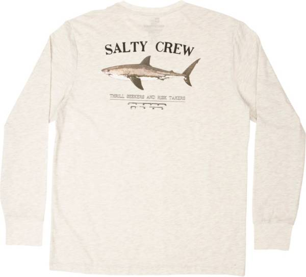 Salty Crew Men's Bruce Tech Long Sleeve T-Shirt product image