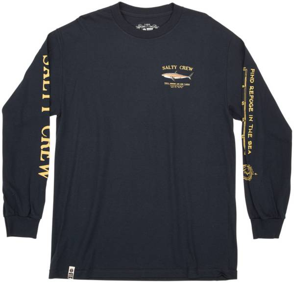 Salty Crew Men's Bruce Long Sleeve T-Shirt product image