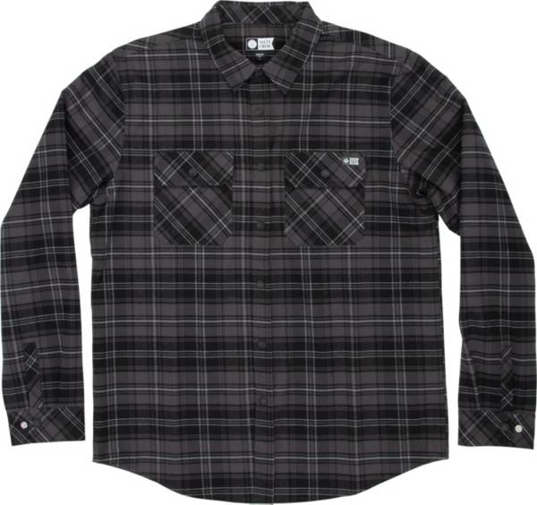 Salty Crew Men's Boatyard Tech Flannel Top product image