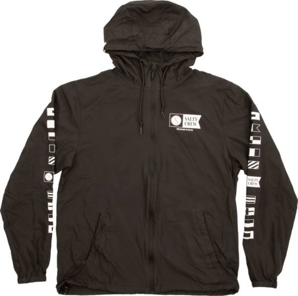 Salty Crew Men's Alpha Windbreaker Jacket product image