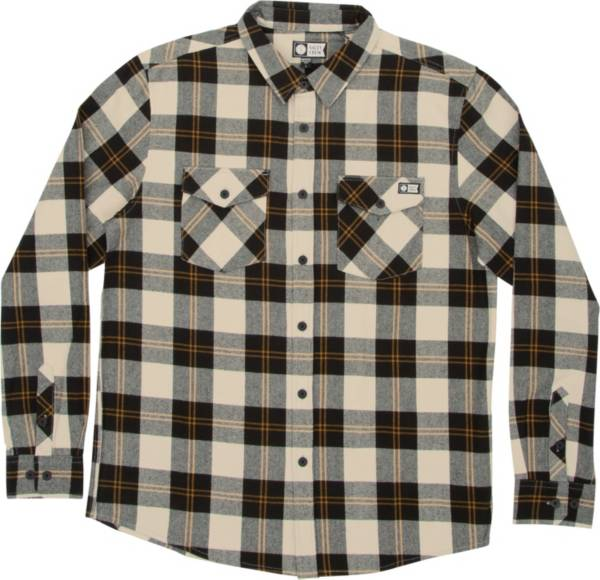Salty Crew Men's Inshore Long Sleeve Flannel Top product image