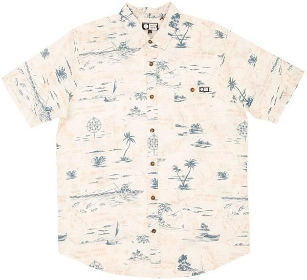 Salty Crew Men's Seafarer Woven Short Sleeve Shirt product image