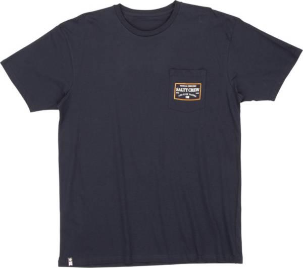 Salty Crew Men's Topstitch Pocket Short Sleeve T-Shirt product image