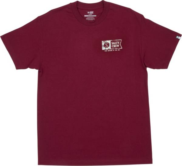 Salty Crew Men's Wheelhouse Standard T-Shirt product image