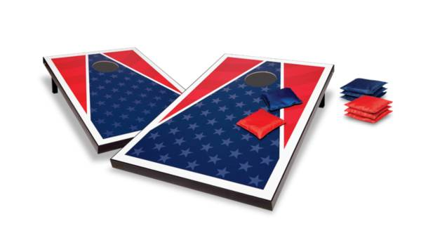 Rec League Red White and Blue 2' x 3' Cornhole Boards product image