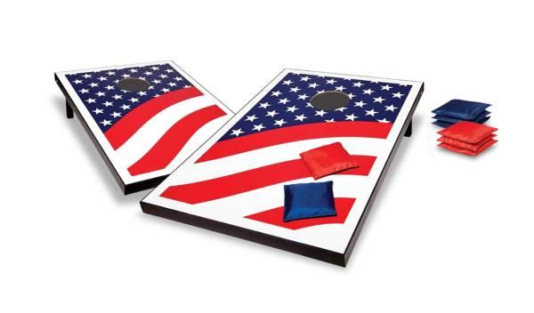 Rec League Stars and Stripes 2' x 3' Cornhole Boards product image