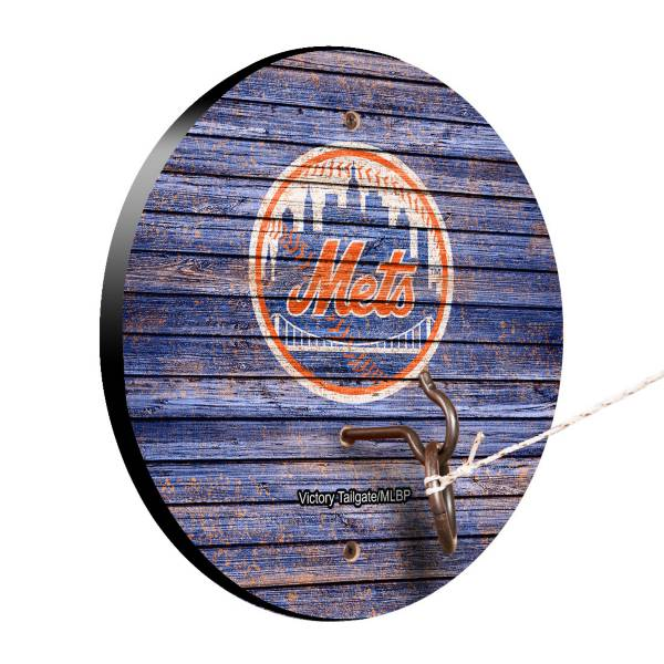 Victory Tailgate New York Mets Hook & Ring Toss Game product image