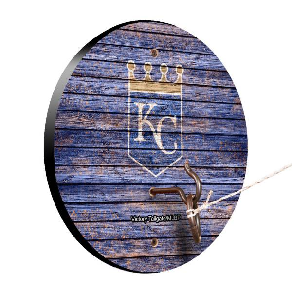 Victory Kansas City Royals Hook & Ring Toss Game product image