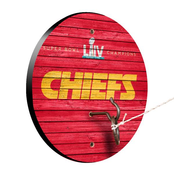 Victory Tailgate Kansas City Chiefs Hook & Ring Toss Game product image