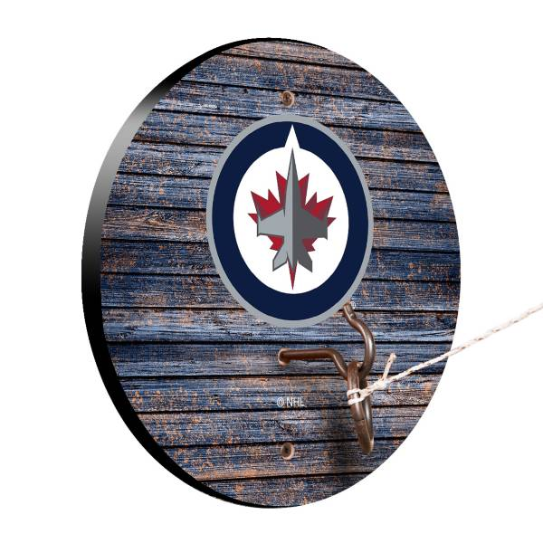Victory Tailgate Winnipeg Jets Hook & Ring Toss Game product image