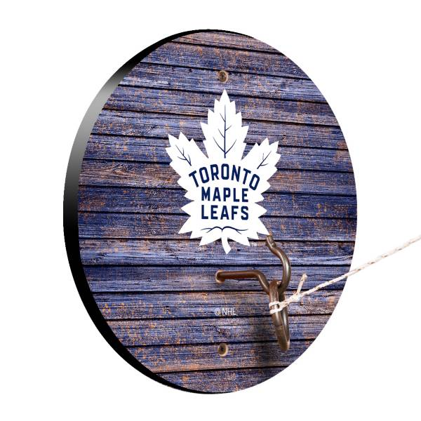Victory Toronto Maple Leafs Hook & Ring Toss Game product image