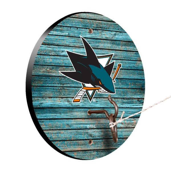 Victory Tailgate San Jose Sharks Hook & Ring Toss Game product image