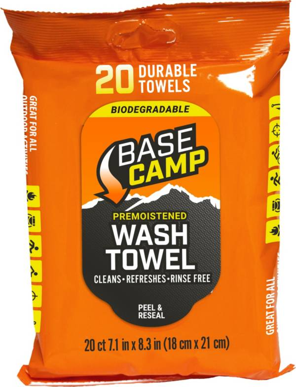 Dead Down Wind Base Camp Biodegradable Wash Towel 20-Ct. product image