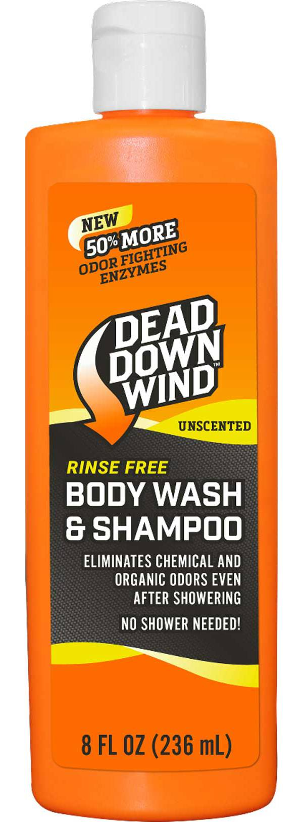 BaseCamp Rinse Free Body Wash and Shampoo product image