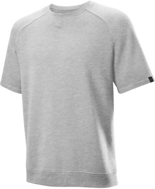 EvoShield Men's Terry Short Sleeve Sweatshirt product image