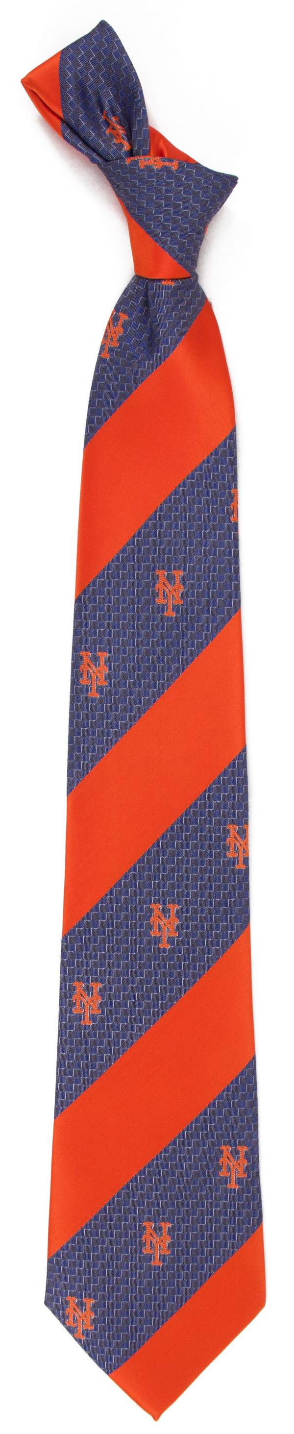 Eagles Wings New York Mets Geo Stripe Necktie product image