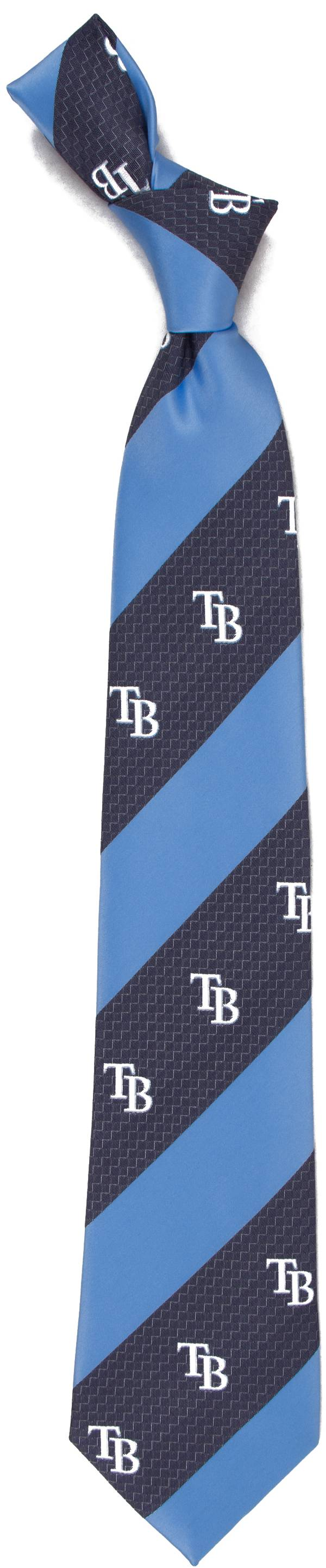 Eagles Wings Tampa Bay Rays Geo Stripe Necktie product image