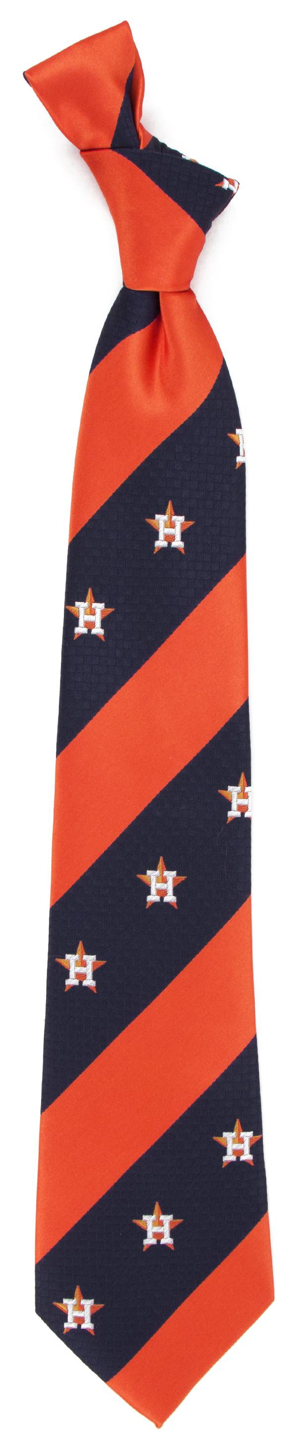 Eagles Wings Houston Astros Geo Stripe Necktie product image