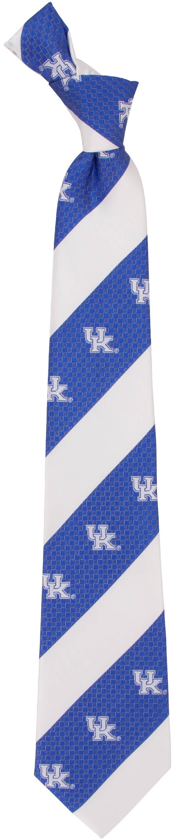 Eagles Wings Kentucky Wildcats Geo Stripe Necktie product image