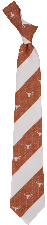 Eagles Wings Texas Longhorns Geo Stripe Necktie product image
