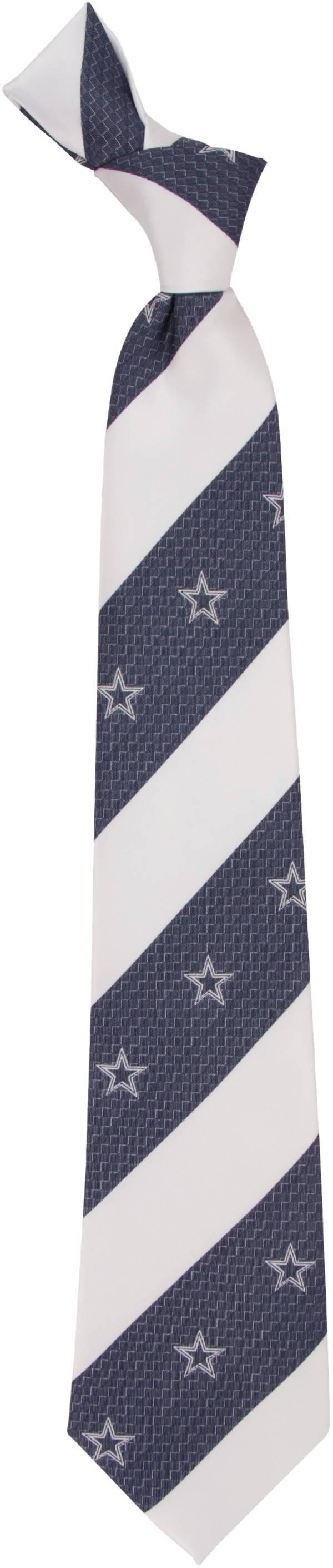 Eagles Wings Dallas Cowboys Geo Stripe Necktie product image