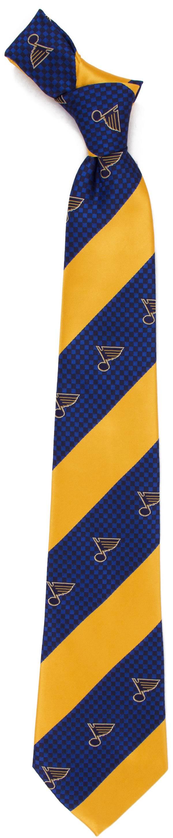 Eagles Wings St. Louis Blues Geo Stripe Necktie product image