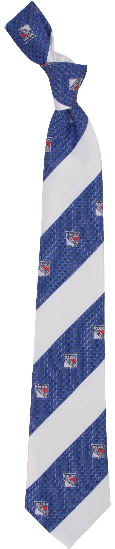 Eagles Wings New York Rangers Geo Stripe Necktie product image