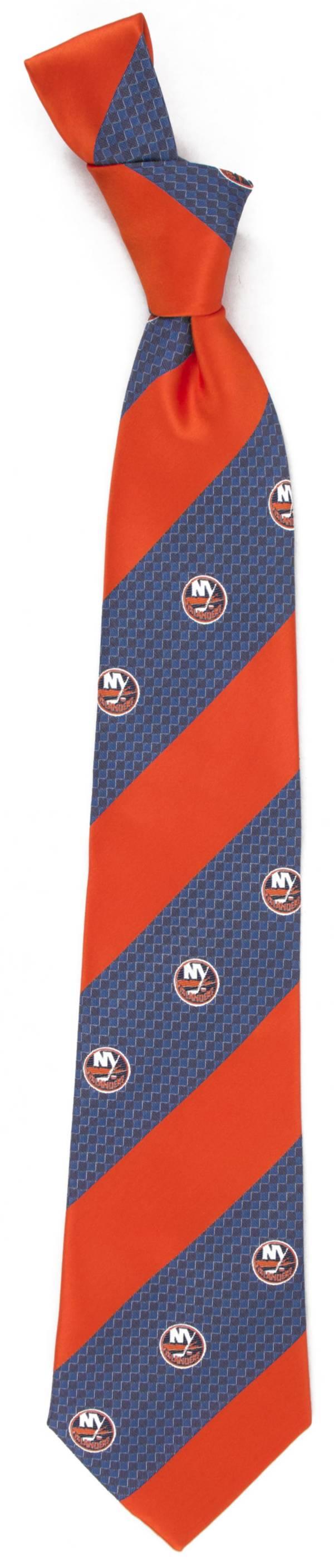 Eagles Wings New York Islanders Geo Stripe Necktie product image