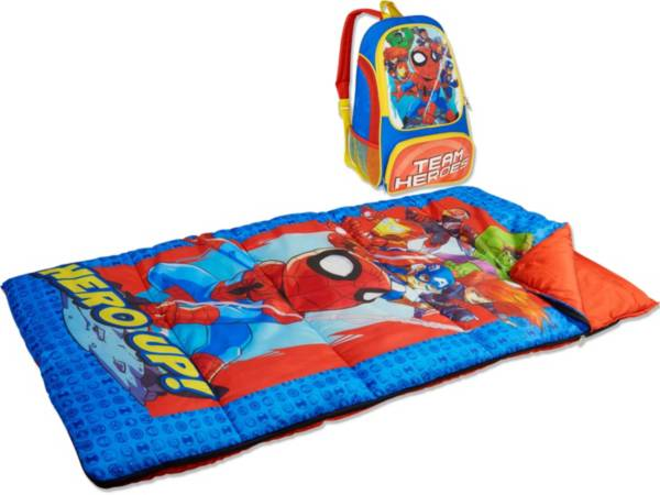 Exxel Outdoors Kids' Superhero Two Piece Camping Kit product image