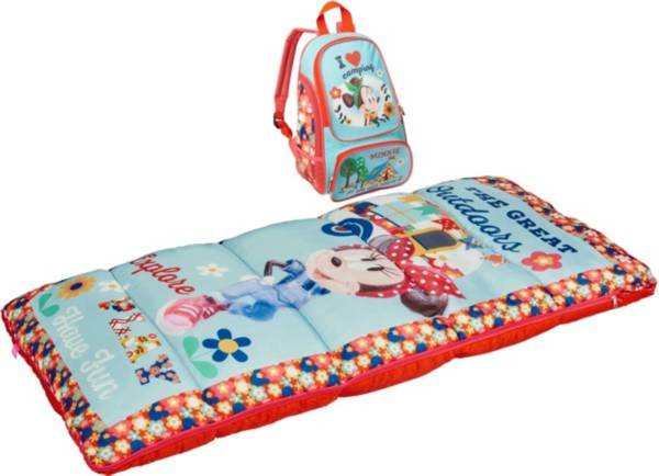 Exxel Outdoors Kids' Minnie Two Piece Camping Kit product image