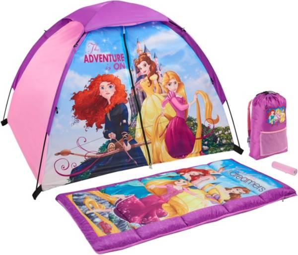 Exxel Outdoors Kids' Princess Four Piece Camping Kit product image