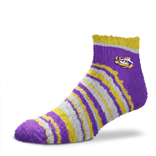 For Bare Feet LSU Tigers Cozy Socks product image