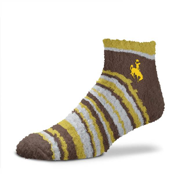 For Bare Feet Wyoming Cowboys Cozy Socks product image