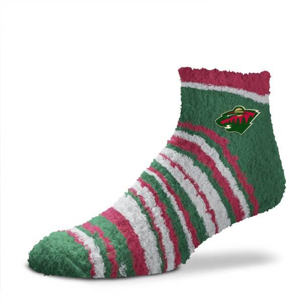 For Bare Feet Minnesota Wild Cozy Socks product image