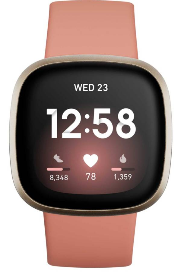 Fitbit Versa 3 Smartwatch product image