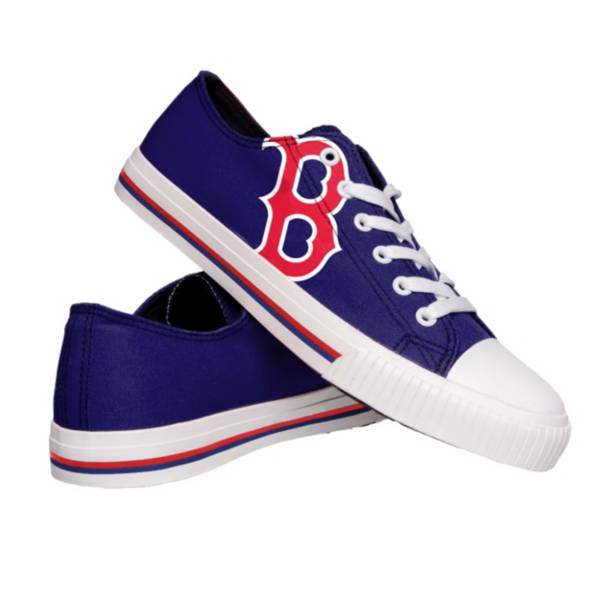 FOCO Boston Red Sox Canvas Shoes product image