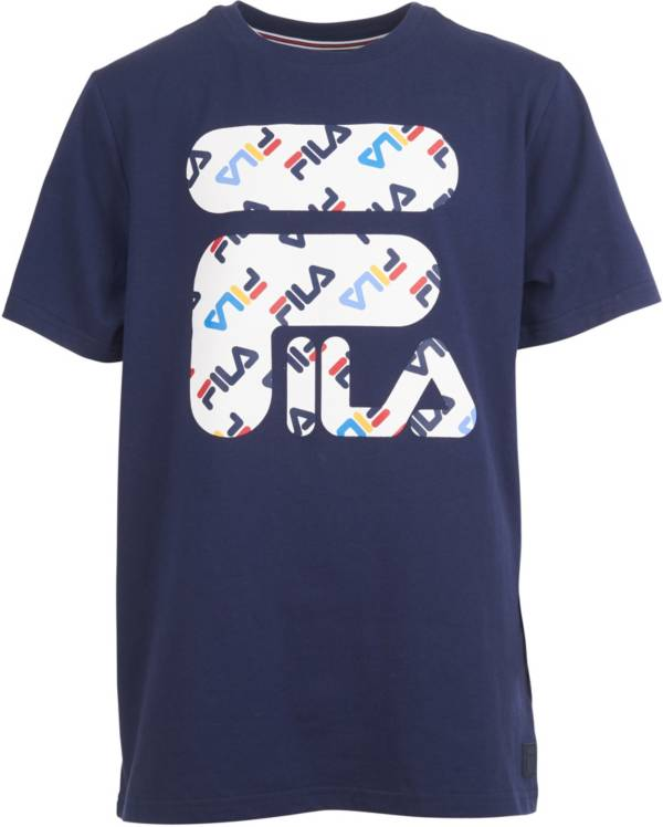 FILA Boys' Han T-Shirt product image