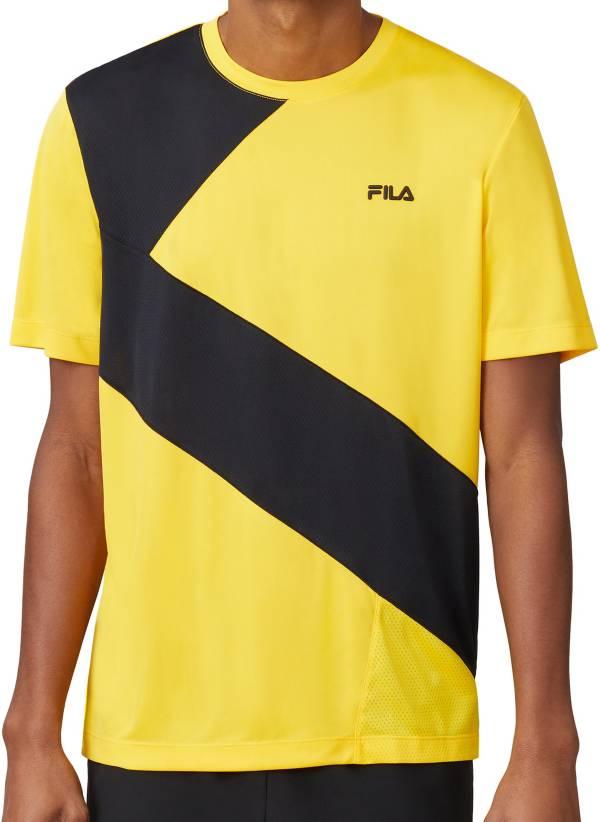 FILA Men's Break Point Slash Crew T-Shirt product image