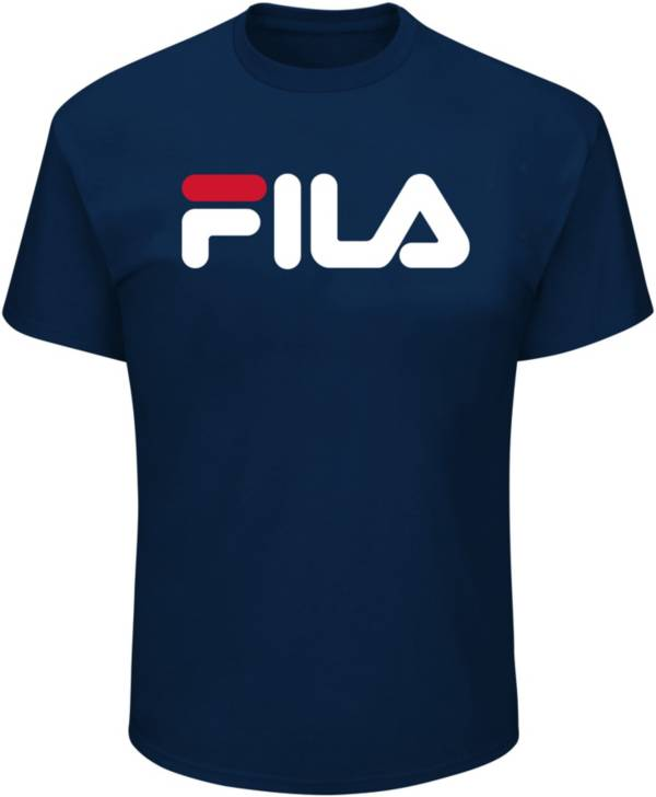 FILA Men's B+T Logo T-Shirt product image