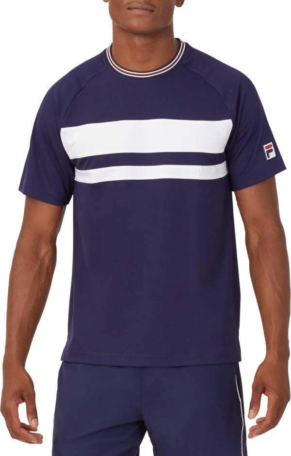 FILA Men's Heritage Court Crew Tennis T-Shirt product image