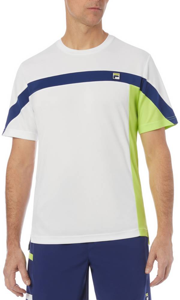 Fila Men's PLR Crew Neck Tennis Shirt product image