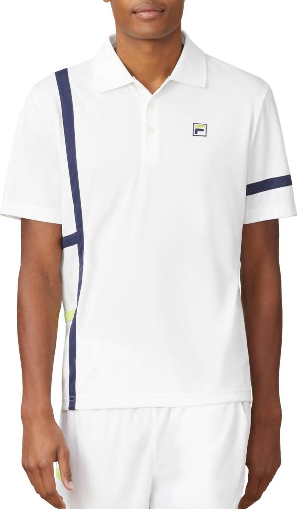Fila Men's PLR Singles Tennis Polo product image