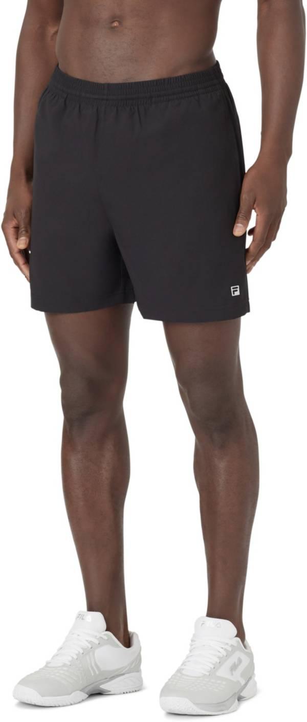 "Fila Men's Solid 5"" Tennis Shorts product image"